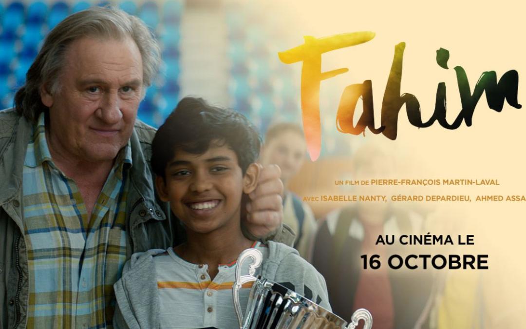 Sortie nationale du film Fahim au cinéma