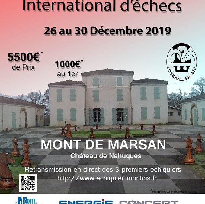 Open de Noël de Mont-de-Marsan